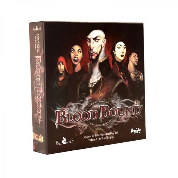 بازی ایرانی بازیگوش مدل بلاد باند Blood Bound