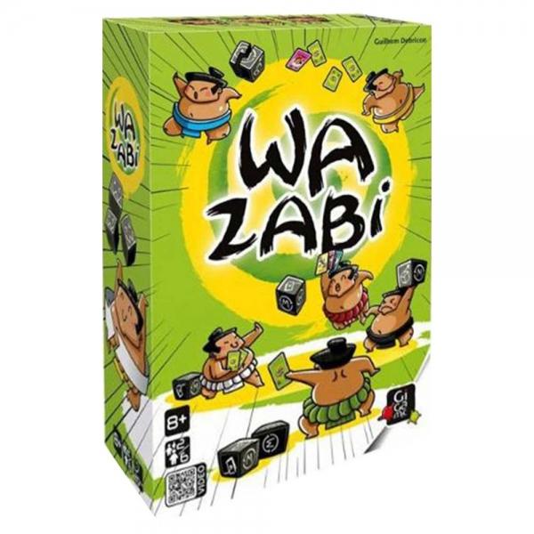بازی فکری ژیگامیک مدل Wazabi