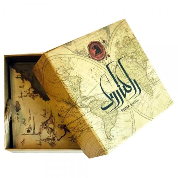بازی ایرانی راگناروک CHARTAE