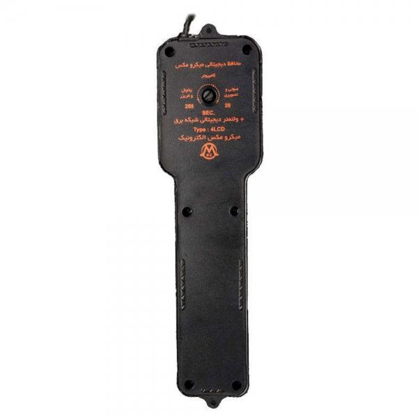 محافظ ولتاژ آنالوگ میکرو مکس مدل 4LCA
