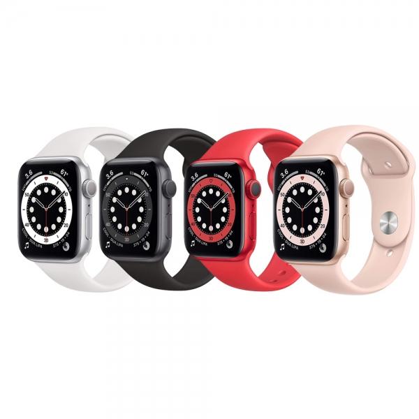 ساعت هوشمند اپل سری 6 Aluminum Case 44mm