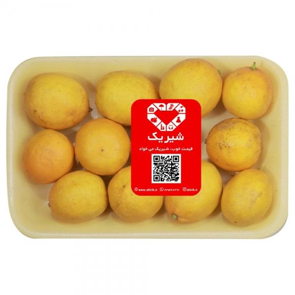 لیمو ترش سنگی درجه یک وزن 1 کیلوگرم