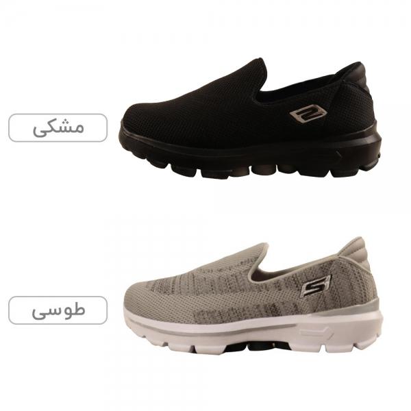 کفش ورزشی زنانه ولکان طرح اسکچرز 5571-5559