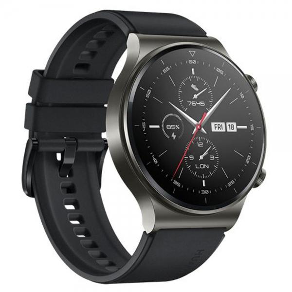 ساعت هوشمند هوآوی مدل GT 2 Pro مشکی