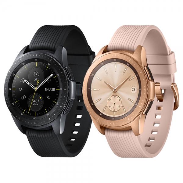 ساعت هوشمند سامسونگ مدل Galaxy Watch SM R810