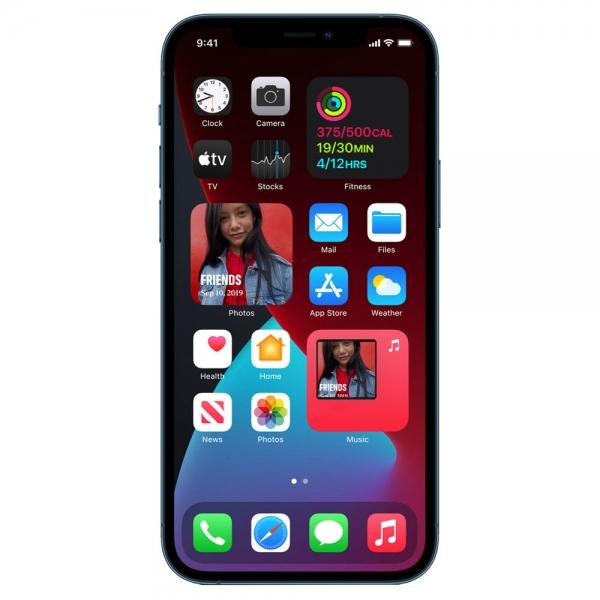 گوشی موبایل اپل مدل iPhone 12 Pro دو سیم کارت