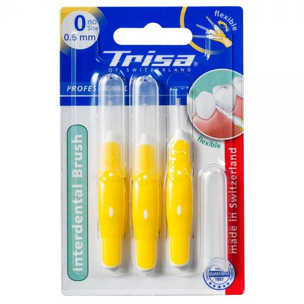 مسواک بین دندانی تریزا Trisa مدل Professional