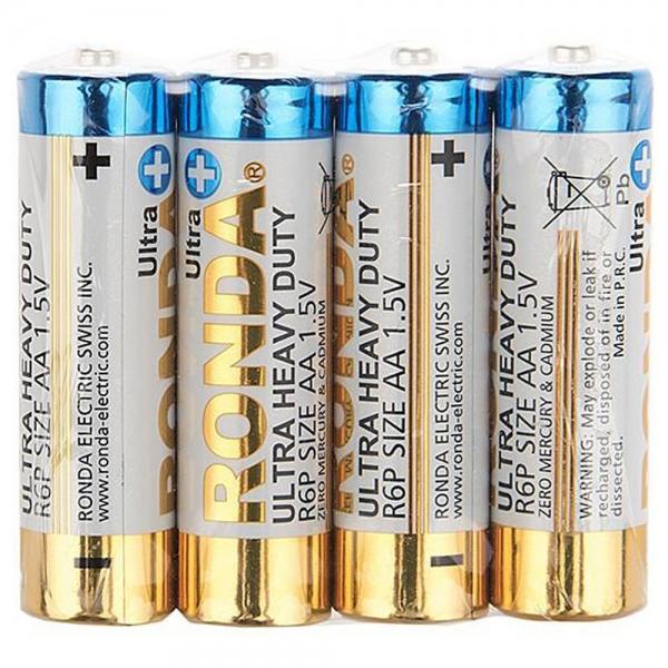 باتری قلمی روندا Ultra Plus Ultra Heavy Duty