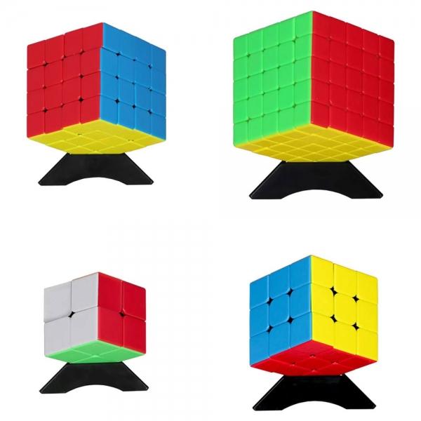 بازی فکری جم مدل ست روبیک 4 عددی