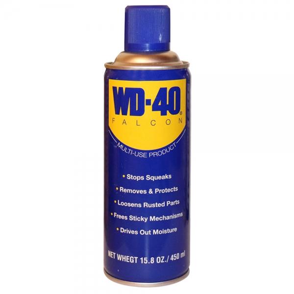 اسپری روان کننده فالکون مدل WD 40
