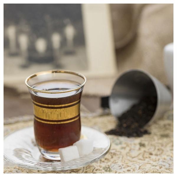 چای شهرزاد Earl Gray بسته 500 گرمی