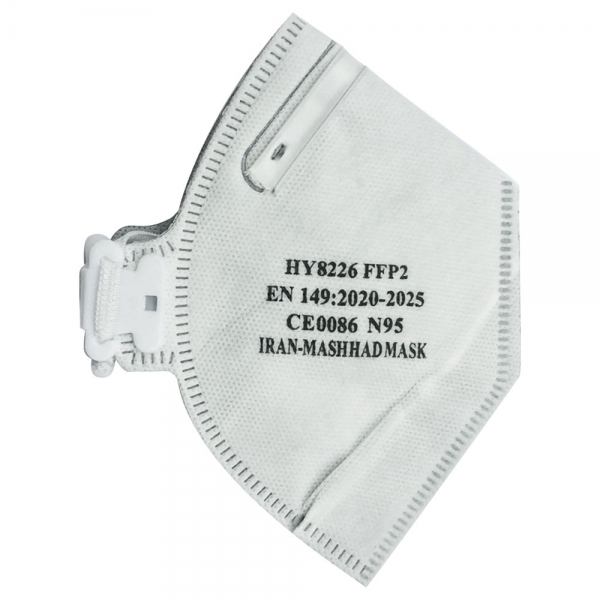 ماسک فیلتردار N95 بسته 3 عددی