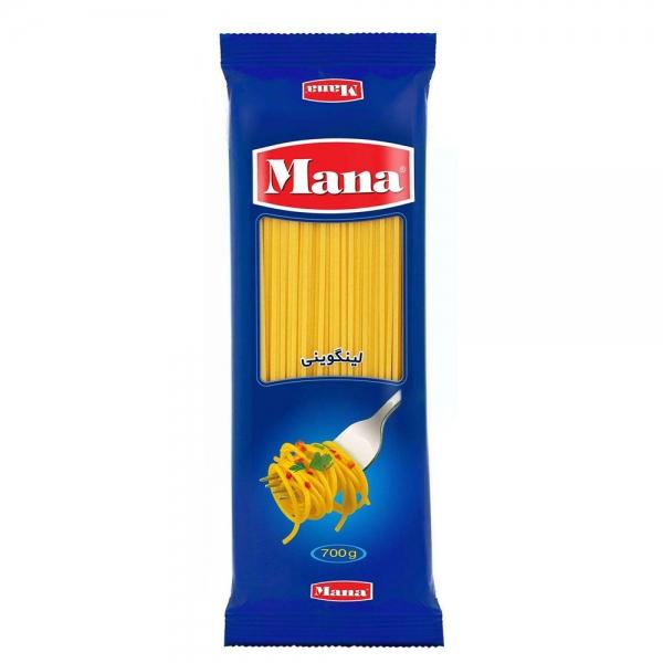 اسپاگتی لینگوینی مانا 700 گرمی