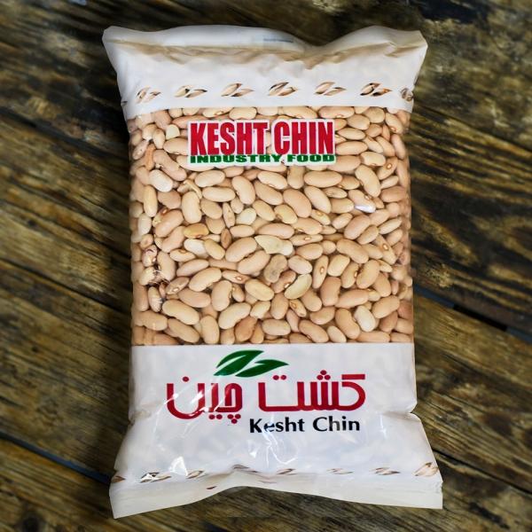 لوبیا سفید دستچین خمین کشت چین 900 گرمی