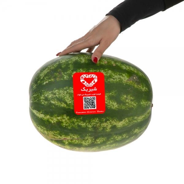 هندوانه یک عدد