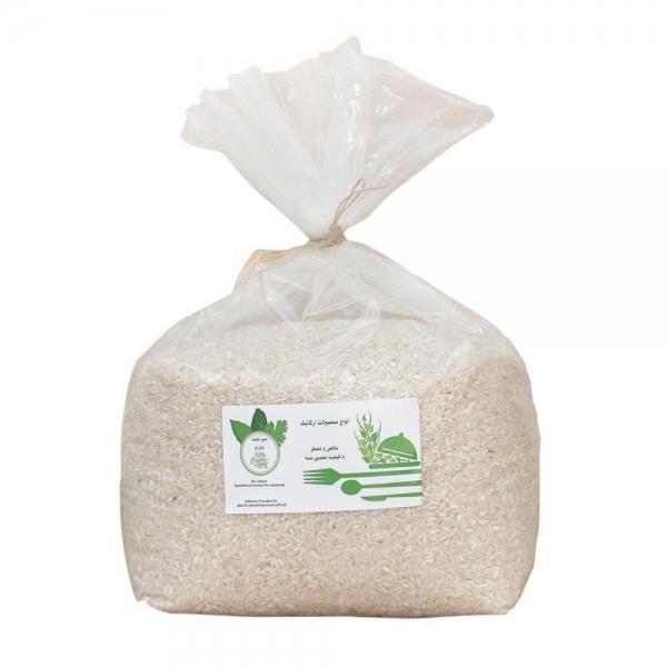 برنج طارم گرگان وزن 5 کیلوگرم